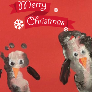 Christmas messy play in Newcastle for kids 6 months to 6 years.